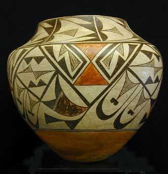 Anthropos gallery acoma pueblo jar southwest native american art acoma pueblo jar southwest native american art publicscrutiny Choice Image